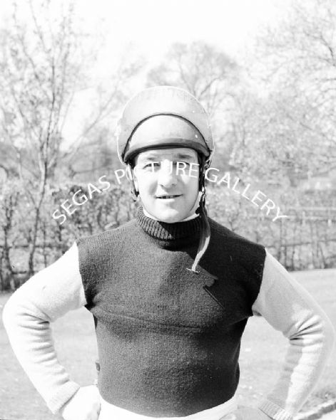 Ron Pitman (Jump Jockey)
